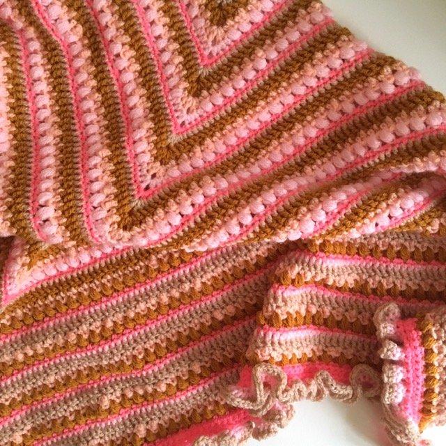 rosy my rosy shawl
